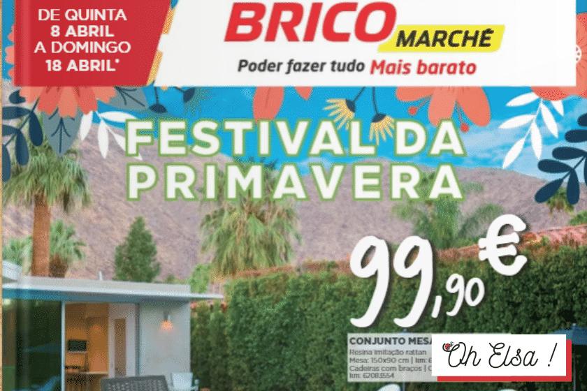 Folheto Brincomaché Antevisão – Promoção de 08 a 18 Abril 2021