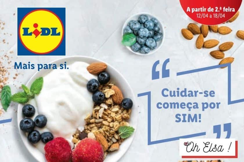 Folheto Lidl Antevisão Alimentação – Promoção A partir de 12 Abril 2021