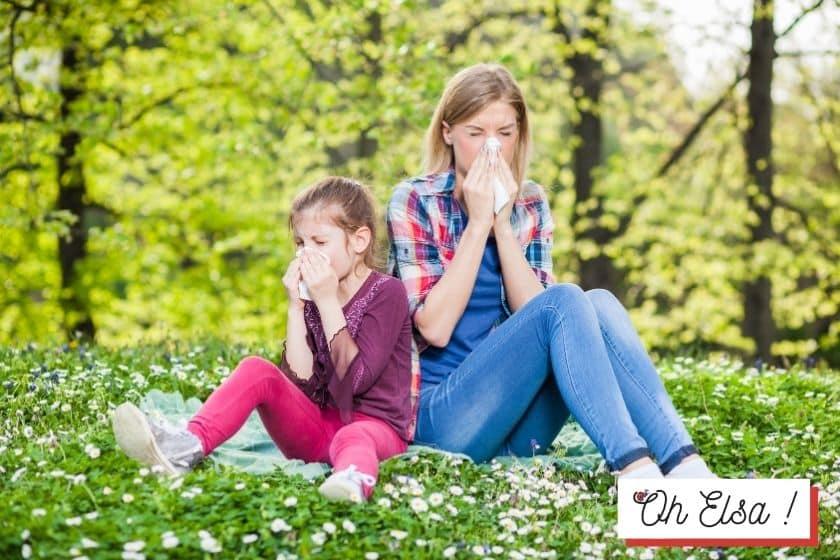 Sofre de alergia na Primavera? 5 alimentos que ajudam a combater os sintomas.