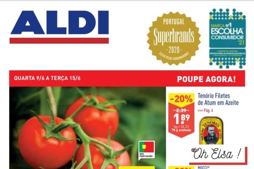 Folheto Aldi Antevisão – Promoção de 09 a 15 Junho 2021 – P2