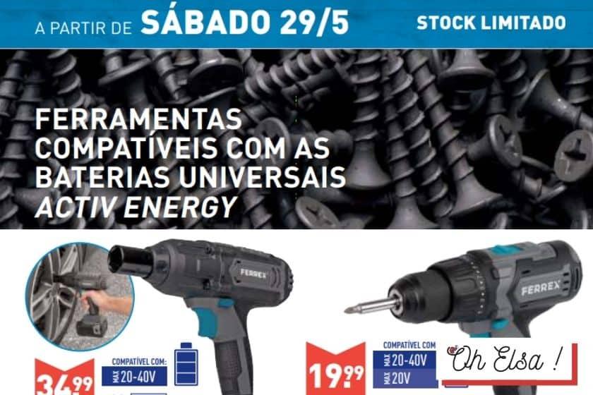 Folheto Aldi Antevisão Maquinas – Promoção a Partir de 29 Maio 2021